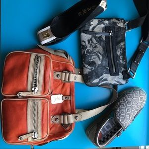 LAMB in the house! 2 new shoe & 2 new bag listings